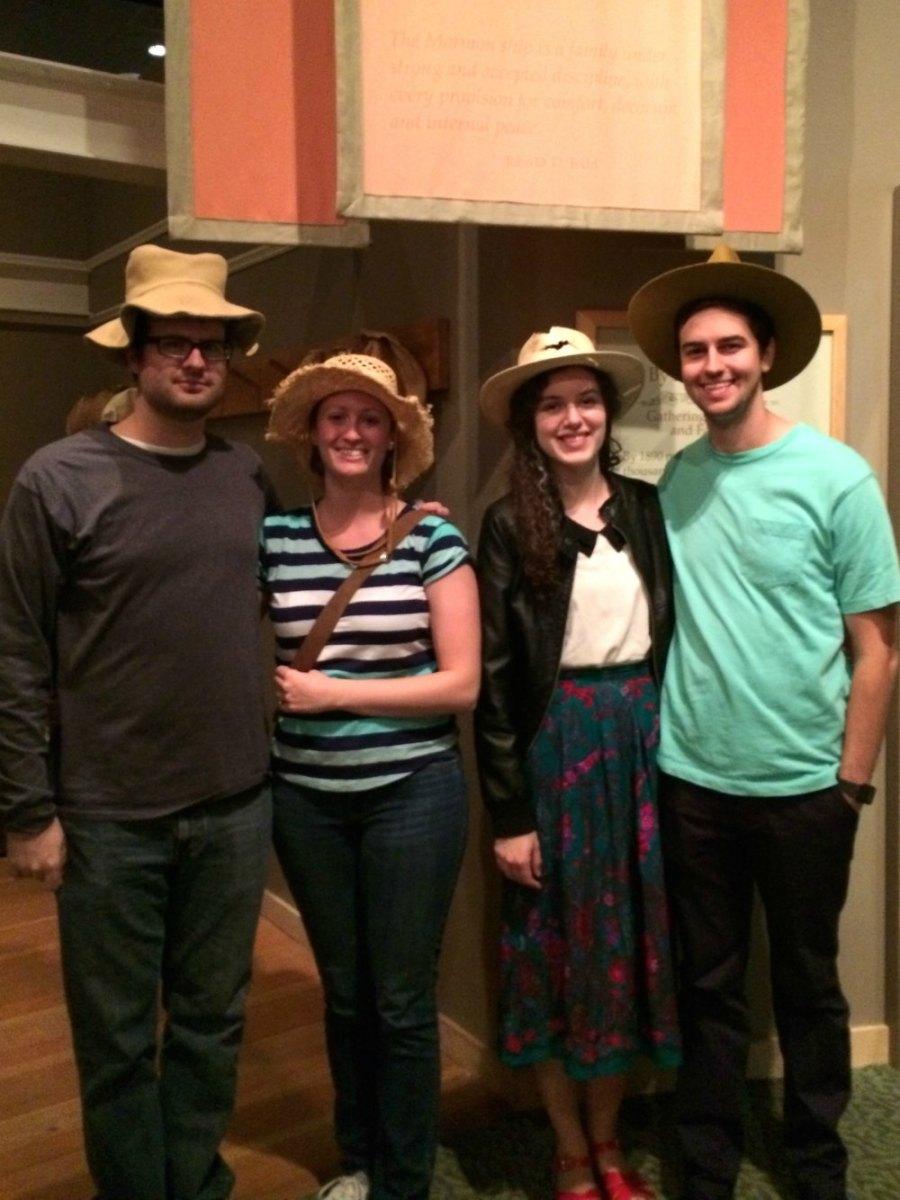 Pioneer Hats