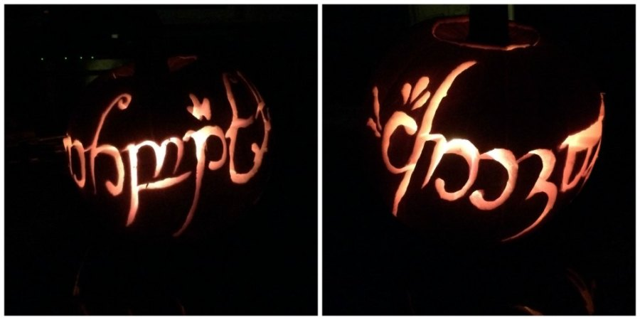 One Ring Pumpkin